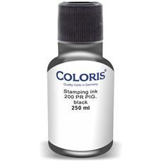Barva COLORIS 200 PR/P černá pigmentovaná (83), 250 g