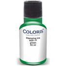 Barva COLORIS 6051 P zelená pigmentovaná (04), 50 g